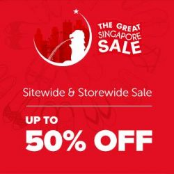 [Crocs] Long awaited Great Singapore Sales is here!