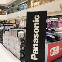 [Harvey Norman] Enjoy special offers at HarveyNormanSG Parkway Parade roadshow on your favourite Panasonic products.