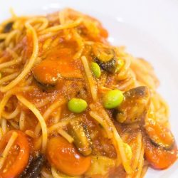[Once Upon a Thyme] Craving for a meat free yet delectable pasta?