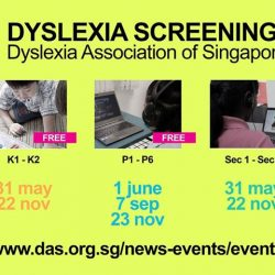 [Dyslexia Association of Singapore] Take the Dyslexia Screening Test with DAS!