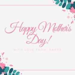 [PappaRich] Wishing all mothers / mums / moms / mamas / ah mas / ibus / okaasans / emaks / inas / mutters / mors / madres / mamans a lovely Mother's