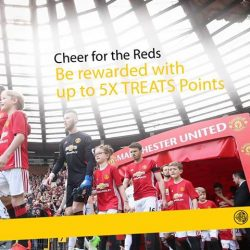 [Maybank ATM] The battle for top 4 finishing intensifies as Manchester United faces Arsenal tonight in a match that will decide their