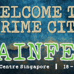 [Elements @ Play by Science Centre Singapore] In Brainfest's Crime City, you will only have a short window of time to unlock the clues left behind