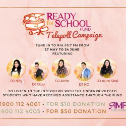 [AMP] RFS2017READY FOR THE FUTUREThis Ramadan, we open the opportunity for you to contribute towards less privileged students in