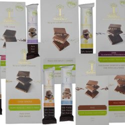 [The Diabetic Shop] Enjoy the rich, velvety Balance Belgium chocolates, sweetened with the stevia plant.
