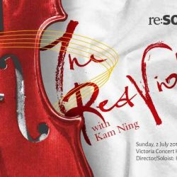[SISTIC Singapore] Tickets for re:SOUND - The Red Violin with Kam Ning  in Singapore goes on sale on 22 May 2017.