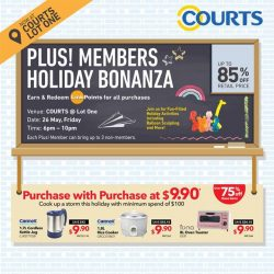 [Courts] Our special Plus!