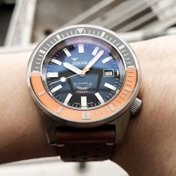 [Gnomon Watches] Flectofriday with the latest offering from Squale 😊 TGIF everyone!