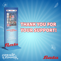 [Bata Shoe Singapore] A big thank you to those of you who have participated in our 'A Moment to Remember' Match & Win online