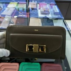 [Luxury City] New Collection chloe Wallet☎️ :+6567020082 WhatsApp :+6581814221 Follow us on FB:www.