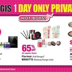 [BHG Singapore] BUGIS PRIVATE SALE  [27 May, Sat till 11pm]🔥HOT BUYS🔥  at Level 1While stocks last