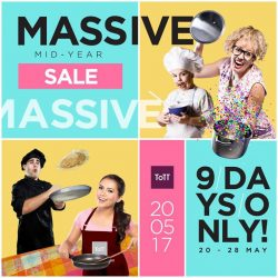 [ToTT Store] The MASSIVE MID YEAR SALE starts tomorrow!