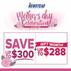 [Newstead Technologies] Mother's Day is around the corner!