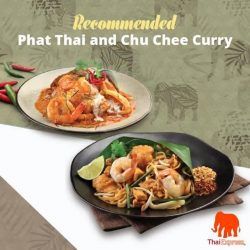 [ThaiExpress Singapore] FREE DELIVERY!