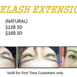 [Melody Beauty & Image House] Dear Valued Customers,Due to overwhelming response and the festive seasons , we will continue our Eyelash Extension promotion till end