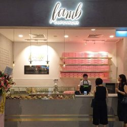 [Lamb Cupcakery] And WE'RE OPEN!
