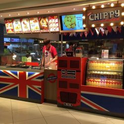 [CHIPPY - British Take Away] Taste What All The Buzz Is About with us tomorrow at Plaza Singapura.