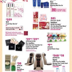 [BHG Singapore] Check out our Mother's Day Gift Ideas for your beloved Mother!