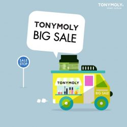 [Tony Moly Singapore] June is nearing and so is the Great Singapore Sale!