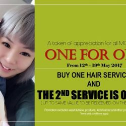 [NK Hairworks] Today is the last day of our Mother's Day Promotion!
