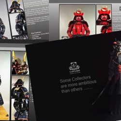 [Caesars] Do you know that we are taking pre orders for Japanese Armors with special price at the moment?