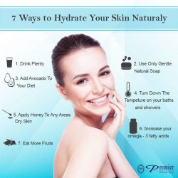 [Dead Sea Premier] Did you know how hydration affects your skin?