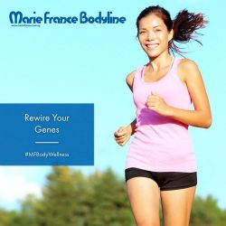 [Marie France Bodyline] Did you know that not everyone experience the euphoria sensation after working out, because their genes (particularly BDNF) interfere with