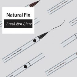 [Missha Singapore] Get your eye makeup on point with Natural Fix Brush Pen Liner!