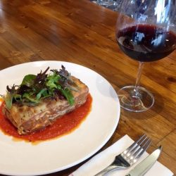 [Erwin's Gastrobar] Wednesday's deal at ERWIN'S Gastrobar - Traditional Lasagna & a glass of Montelvini Wine for just $22++!