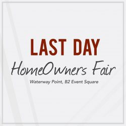 [Home-Fix Singapore] Haven't been to our Homeowners Fair?