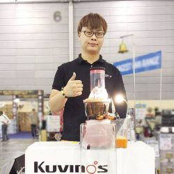 [Kuvings] This week, come down the Courts MegaTex @ Singapore Expo Hall 6B.