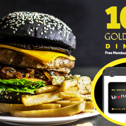 [Golden Village] Treat your significant other to Gold Class Dining because he/she deserves it!
