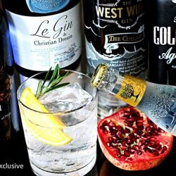 [Wooloomooloo Steak House] It's always Ginning Time in these parts!