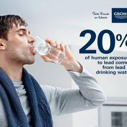 [GROHE SPA] GET THE LEAD OUT!