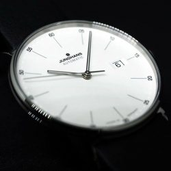 [WATCHES OF SWITZERLAND] Junghans Form AThe Form A is a new quartet of time-and-date watches that retain the minimalist styling