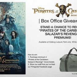 [Filmgarde Cineplex] Box office giveaway!