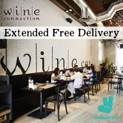 [Wine Connection] Free delivery extended till 28th May!