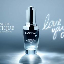 [Lancome] Defy the effects of time with Lancôme Advanced Génifique, the youth activating serum that promotes glowing, younger-looking
