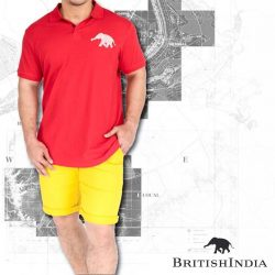 [BritishIndia] Having a few well-fitted polo shirts in your wardrobe—in everyday neutrals as well as those colors that pop