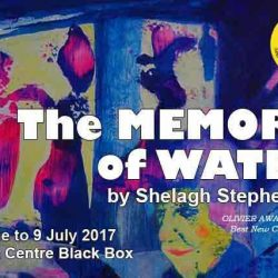 [SISTIC Singapore] Tickets for The Memory of Water goes on sale on 22 May 2017.