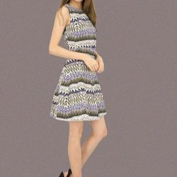 [MOONRIVER] Kimi Special Print Drop Waist DressUp to 50% for regular items and up to 70% off for sale items.