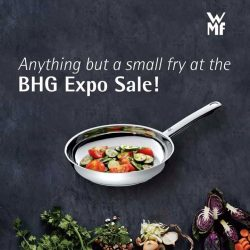 [WMF] Turn up the heat for your favourite culinary treats at the BHG Expo Sale from 4 May – 7 May!