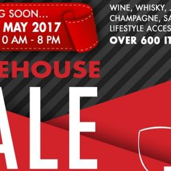 The Oaks Cellars: Warehouse Sale with Up to 70% OFF Wine, Whisky, Champagne, Sake & More!