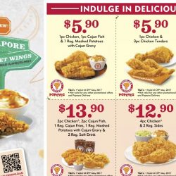 Popeyes: Save More with the Latest Coupon Deals!