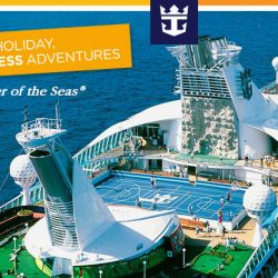 Royal Caribbean: Roadshow at AMK Hub with Kids Cruise FREE, 50% OFF 2nd Guest for Seniors & More