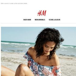 [H&M] See you at the beach!