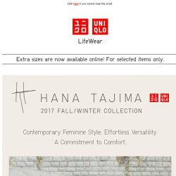 [UNIQLO Singapore] From Tradition to Contemporary