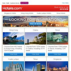 [Hotels.com] Planning a trip? We have deals in Hong Kong and more