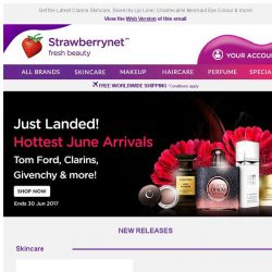[StrawberryNet] Want What's Trending? June NEW Arrivals have Landed!