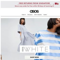 [ASOS] Have you met ASOS White?